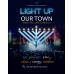 Menorah Lighting Downtown Flyer