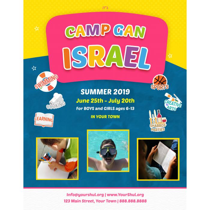 Camp #1 Flyer