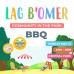 Lag Bomer Social Media